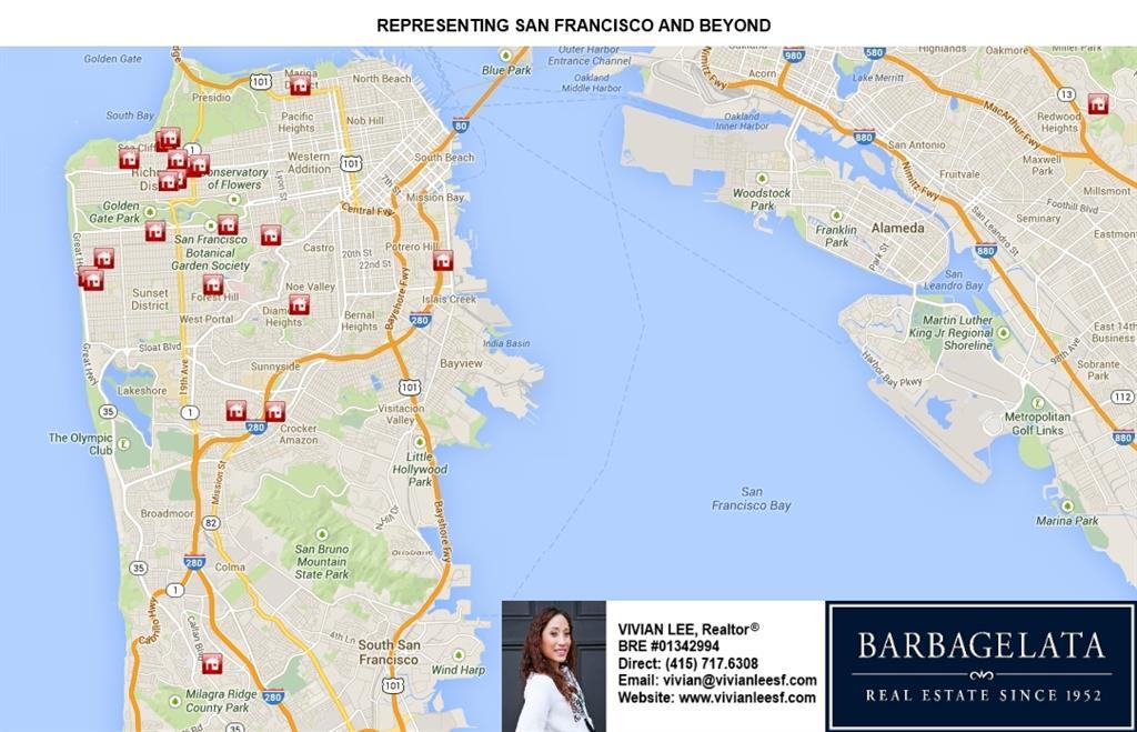 SFBay Area Realtor VIVIAN LEE Real Estate Expert Local